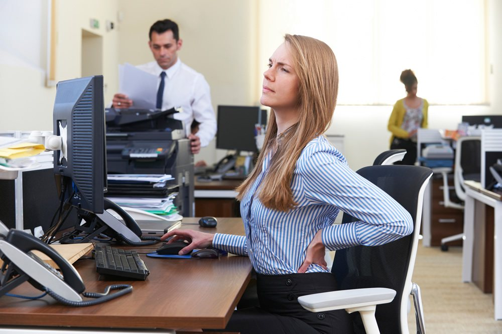 How To Adjust Office Chair Seat Angle posture