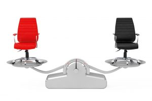 Steelcase Leap vs Aeron